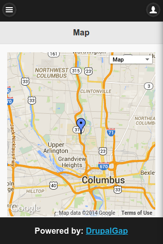 Build a Mobile App to Geo Locate Nearby Places with Drupal | Tyler