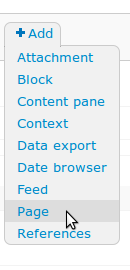 Drupal - Create a Menu Tab with Views for a Node Content Type